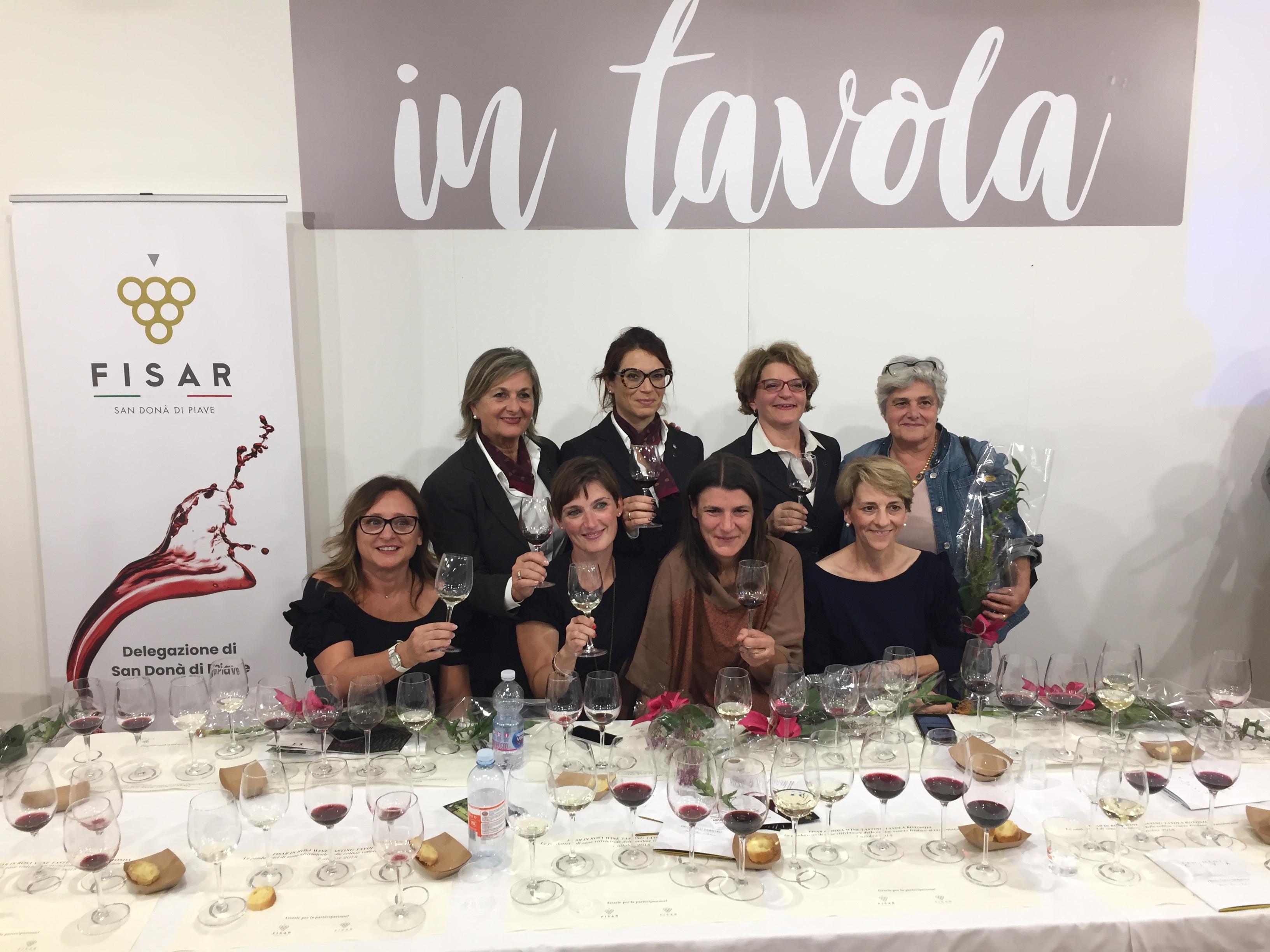 """A """"InTavola"""", le produttrici di zone vitivinicole delle colline veneto-friulane si raccontano!"""